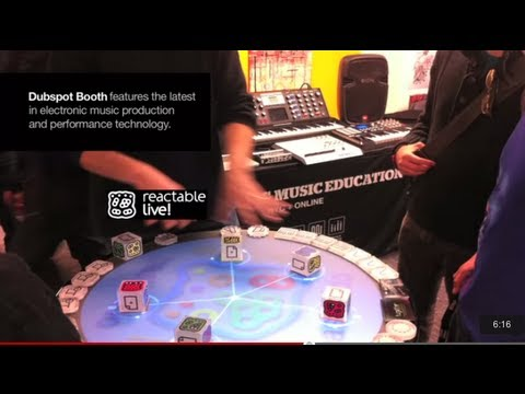 Dubspot @ Together Festival 2012, Boston - DJ / Producer Education Sessions