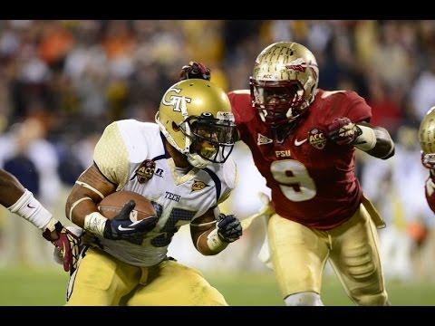 Florida State Vs Georgia Tech Full Football GAME HD 2014
