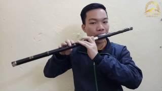 ÂM VANG NÚI RỪNG - SÁO MÈO ( CỰC HAY )