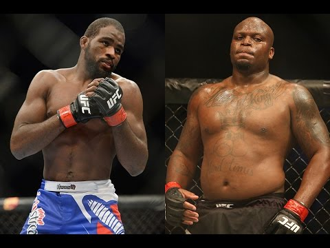 Who is the UFC's most beastly fighter: Derrick Lewis or Corey Anderson?