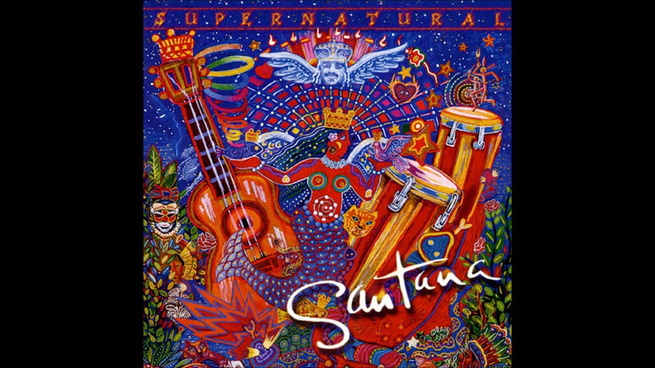 Corazon Espinado Carlos Santana Ft Mana Youtube