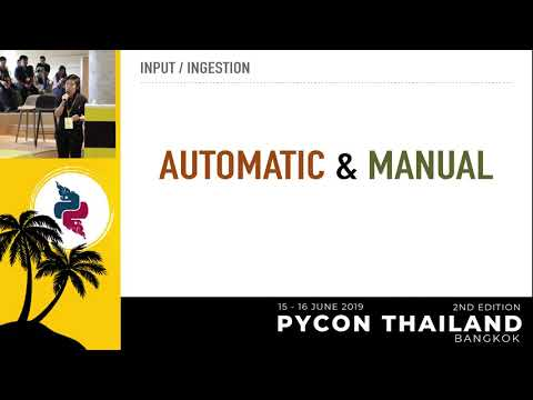 Talks | PyCon Thailand