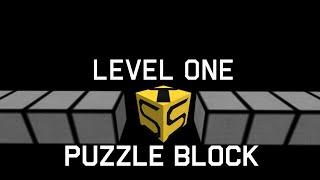 Gambar cover Puzzle Block - Level 1