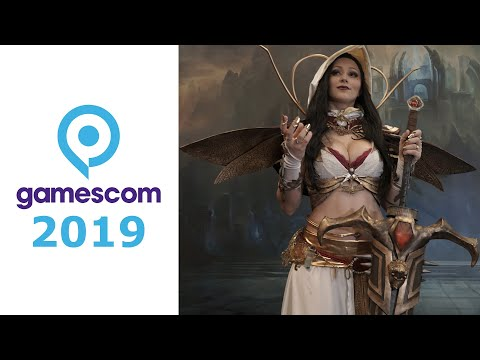 GAMESCOM 2019 COLOGNE KÖLN | COSPLAY VIDEO TVGC
