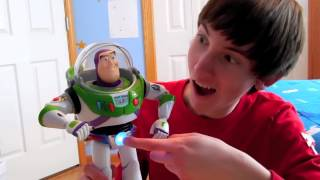 Buzz Lightyear & Zurg - Toy Story - Toy TV Commercial