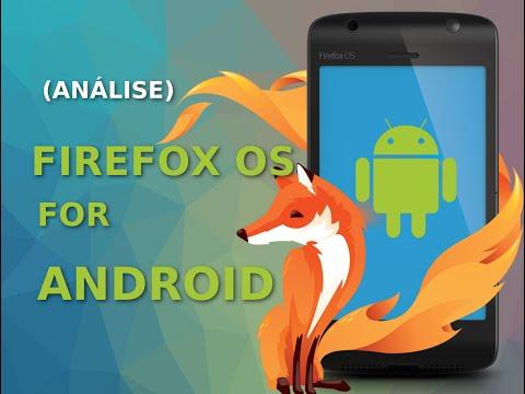 Firefox OS for Android - Rode o sistema da Mozilla em qualquer Smartphone