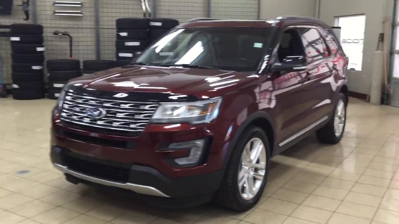 2016 Ford Explorer Xlt Review