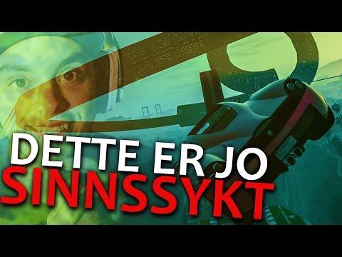 SE HVOR GOD HAN ER! | GTA RACE | Norsk gaming
