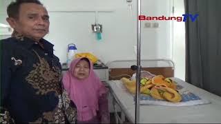 Bayi Hidrosefalus Tergolek Tanpa Perawatan Dokter - Fokus.