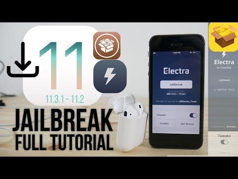 How To Jailbreak Ios 11 3 1 Ios Files For Iphone Ipad Ipod Apple Watch