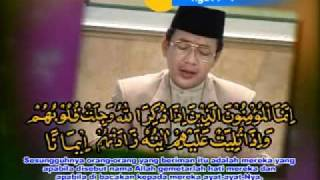 Amazing Asy-Syaikh KH MUAMMAR ZA - SURAT...