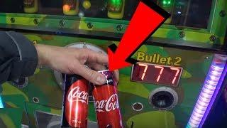 Выиграл В Автомате Кока Колу (Coca Cola), Обнаружены Новые Автоматы...