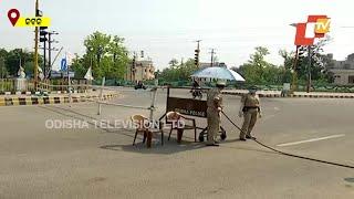 Gambar cover Coronavirus In Odisha - Live From Cuttack Trisulia Bridge On Lockdown Day 4