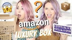Unboxing a LUXURY Amazon Mystery Box