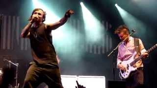 "The Rasmus @ Openair Etziken ""F-F-F Falling"""