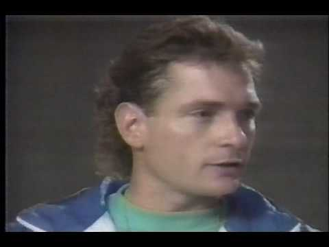 Interview with Wynne & Druar (USA) - 1990 Goodwill Games, Ice Dancing, Free Dance