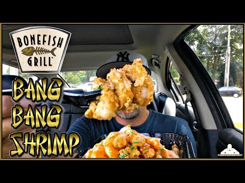 Bonefish Grill® | BANG BANG Shrimp Review! 💥💥🍤
