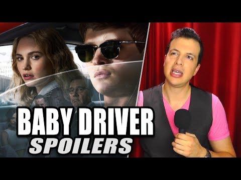SPOILERS de BABY DRIVER / El Aprendiz Del Crimen - Review