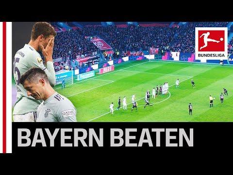 Bayer Leverkusen Vs. FC Bayern München I 3-1 I Bailey's Brilliant Free-Kick Stuns Bayern