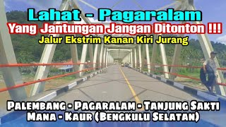 Download lagu Andrenalin Berpacu Sitinjau Lauik Lewat   Trip Palembang Pagaralam Tanjung Sakti Bengkulu (Part4)