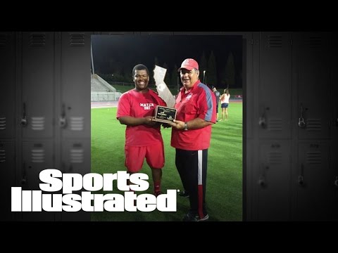 High School Athlete of the Month: Malik McMorris | Sports Illustrated | Sports Illustrated