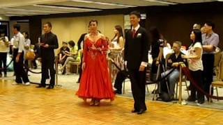 Ballroom Dance Competition 2011-07-24 (5 Dances)