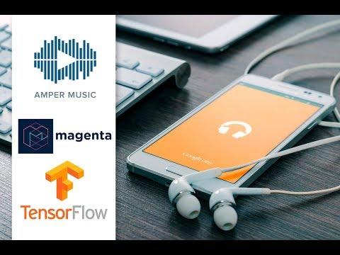 Como a Inteligência Artificial e o Blockchain podem revolucionar a indústria da música? AI MUSIC