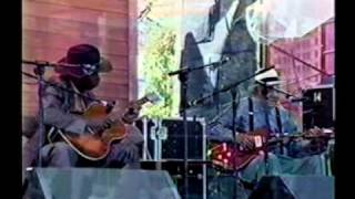 Eugene Powell & Lonnie Pitchford - Chicago Blues Festival (1994) Part 2