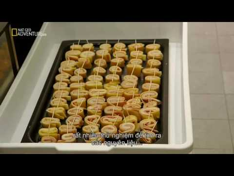 Mega Food - Catering To Fashion Full Documentary