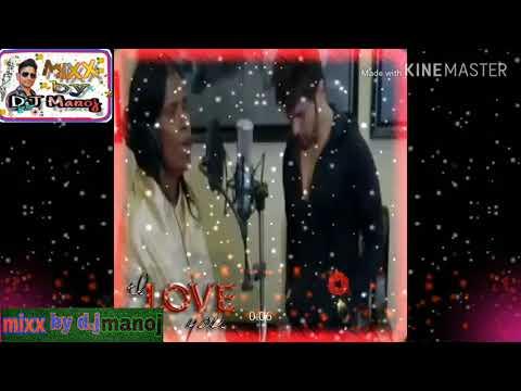 Teri Meri Khani remix /// ranu mondal Bollywood D.J Remix song