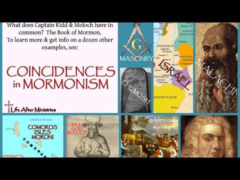 Bibliografia que trata do Mormonismo