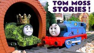 Thomas and Friends Train Pranks with Tom Moss The Prank Engine - Fun Toy Trains For Kids TT4U