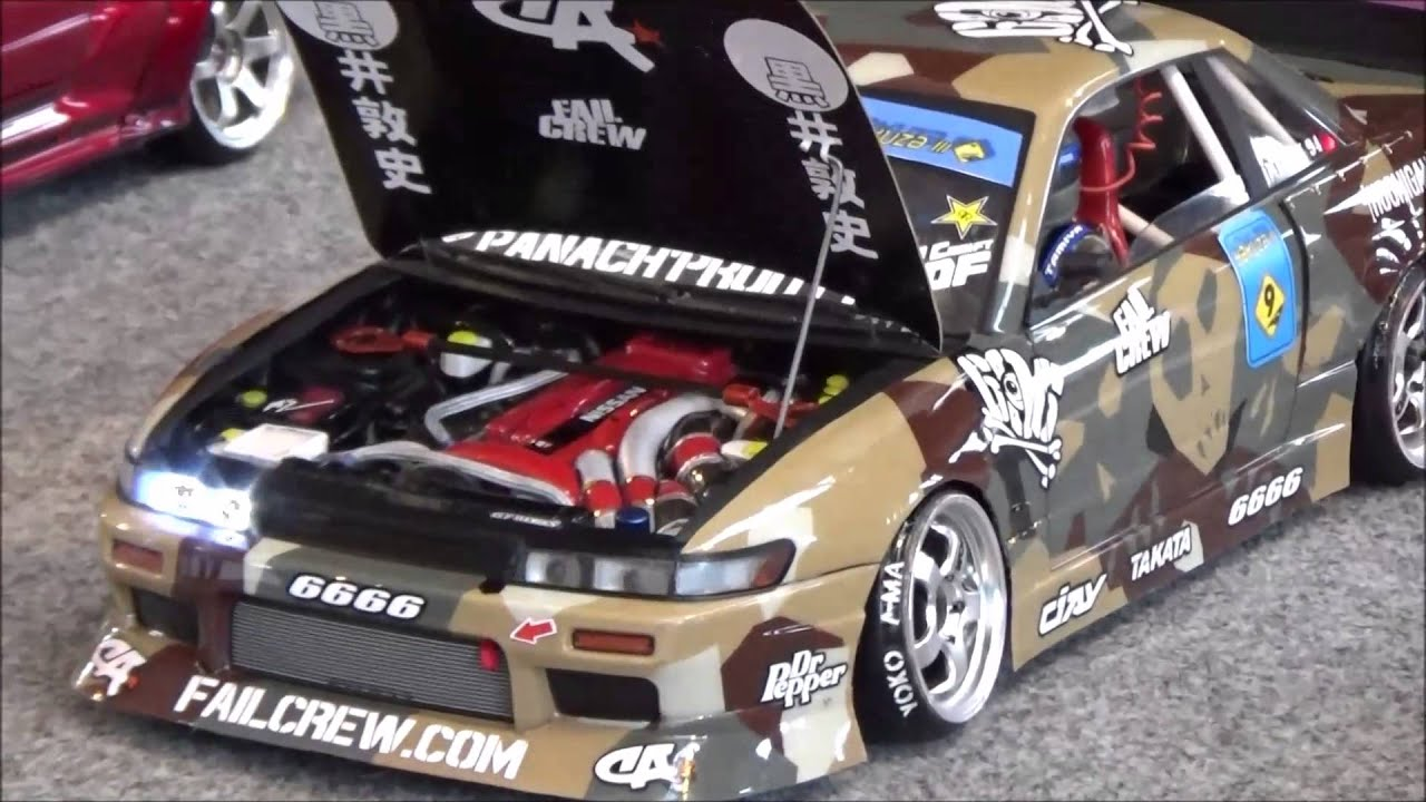 Rctutos special yakuza iii concours best of show carrosserie rc drift youtube