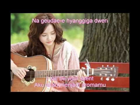 J Rabbit-I Will Be Your Love Lyric (Rom/Eng/Indonesia) Ost Monstar