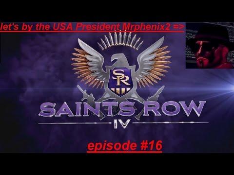 Saint Row IV  16 benjamin king