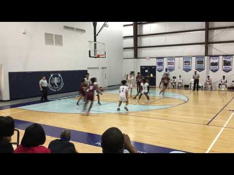 BHS Boys Varsity vs Brandon Academy 1/25/21 (2nd Quarter- part 1)