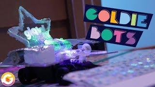 FINGERLINGS vs. FINGER LIGHTS | GoldieBlox