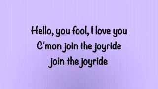 Roxette - Joyride Lyrics