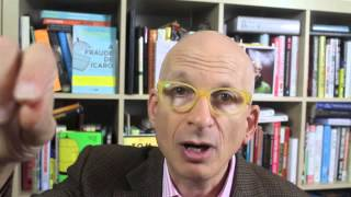 Seth Godin talking about his new book