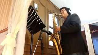 Sway -Michael Bublé- Saxo Tenor Cover
