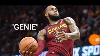 "Lebron James Mix ""Genie"""