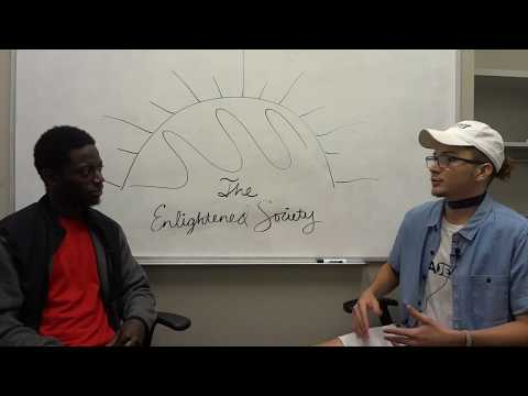 """Enlightened Conversations"" with PJ: Episode 3 (World of Fashion & Modeling)"