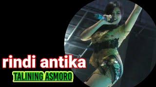 RINDI ANTIKA TALINING ASMORO, GOYANGE BIKIN GREGET PENONTON