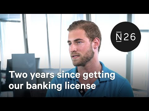 N26's banking license—how a banking license benefits our customers