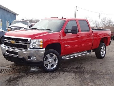 2011 chevy 2500hd ltz duramax diesel sold like brand new youtube. Black Bedroom Furniture Sets. Home Design Ideas