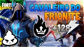 FORTNITE Frost Knight Challenge ⚡128+ Frostnite | *Builder POV* Fortnite Save the World