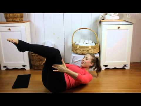 Shaped by Sherri: 10 Minute Abs