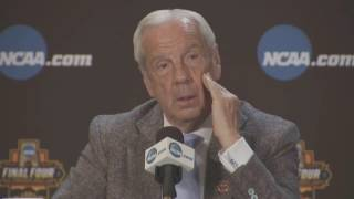 UNC Men's Basketball: Oregon Postgame PC - Final Four