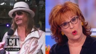 Joy Behar Responds To Kid Rock's Diss