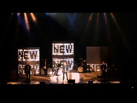 Welcome To The New - MercyMe